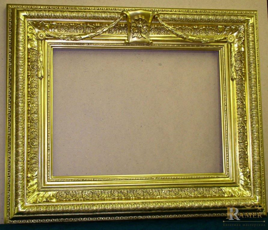 Современная рамка для картин своими руками 103